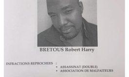 Robert Harry Bretous: La DCPJ à ses trousses, pour le double meurtre des deux danseurs…