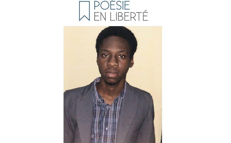 Un jeune talent haïtien, Carl Fendy Messeroux, 1er prix du concours international «poésie en liberté» pour l'année 2020