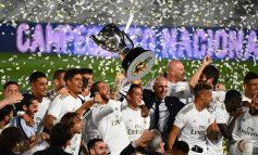 Liga : Le Real madrid devient le nouveau maitre de l'Espagne