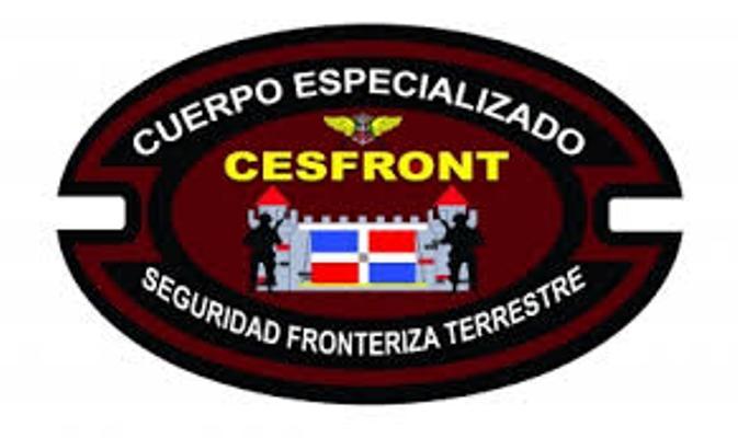 Arrestation d'un haïtien par le CESFRONT