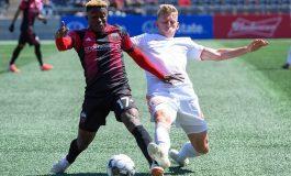 USL Championship : L'international haïtien, Christiano François élu meilleur joueur de la semaine