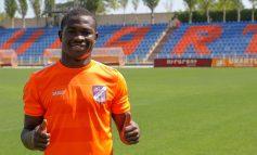 L'international haïtien, Jonel Désiré, signe au FC Urartu en Arménie