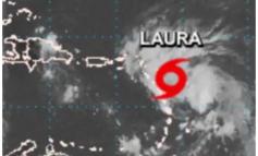 Laura: la nouvelle tempête tropicale en direction d'Haïti