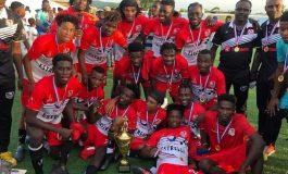"""Le Real Hope FA remporte la première édition de la """"Coupe Dessalines"""""""