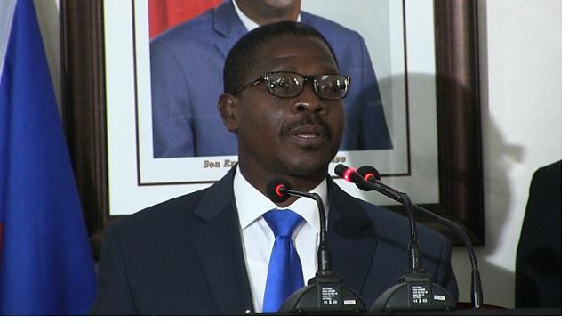 «Ce crime de trop ne restera pas impuni» promet le Ministre de la Justice, se référant à Me Dorval