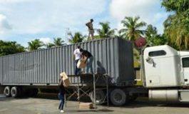 Confiscation d'une cargaison de cigarettes par l'armée dominicaine en provenance d'Haïti