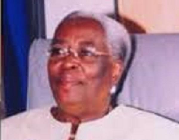 Décès de l'ex-première dame, Célima Dorcelly Alexandre