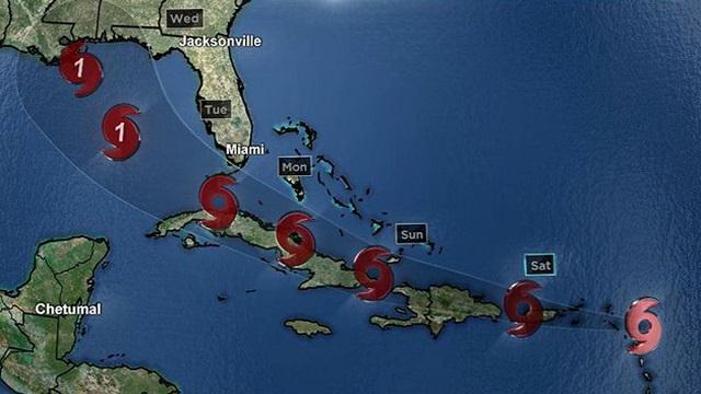 L'Ile d'Haïti risque d'être impactéepar les effets directs du cyclone Laura