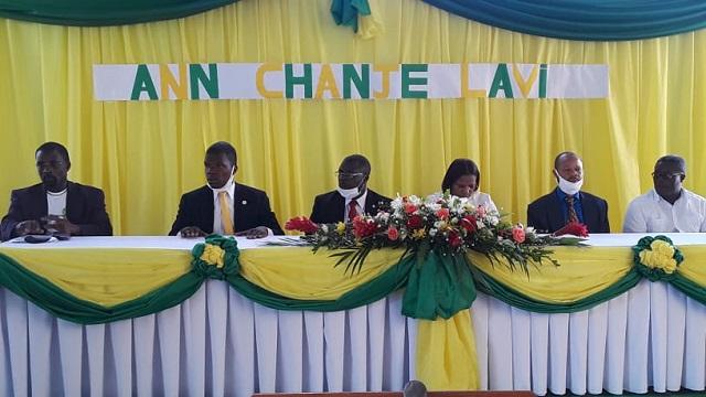 Lancement d'une nouvelle structure politique dénommée «Ann Chanje Lavi»