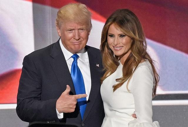 Donald Trump et son épouse testés positifs au coronavirus