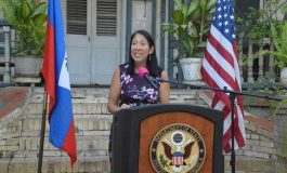 Les Etats-Unis se prononcent sur le changement constitutionnel et veulent le rétablissement du Parlement Haïtien le plus tôt possible