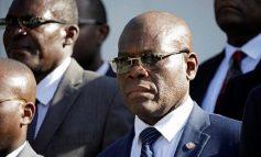 Le premier ministre Joseph Jouthe attristé par la mort de M. Etienne Moïse