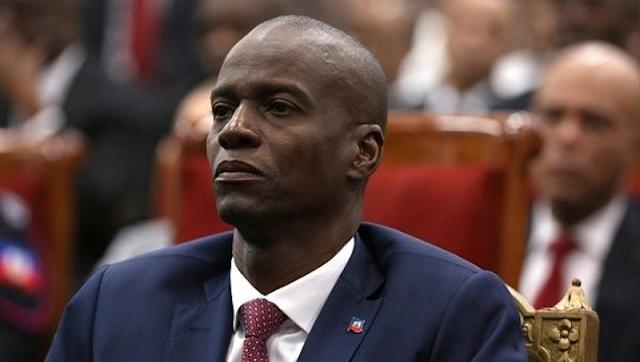 Le Président haïtien Jovenel Moïse perd son père