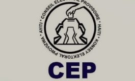 Guylande Mésadieu est élue présidente du Conseil Electoral Provisoire