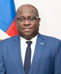 Helph Monod Honorat, nouvel ambassadeur d'Haïti au Japon