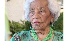 Tous les jours, il est question de « kraze-brize » déplore Odette Roy Fombrun à 103 ans