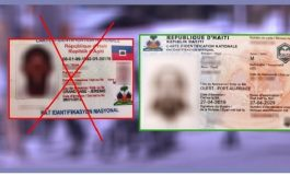 """""""L' Ancienne carte d'identification nationale n'est plus en vigueur"""" rappelle le Ministre Rockfeller Vincent"""