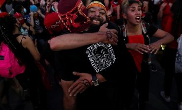 Par referendum, le Chili vote pour une nouvelle constitution