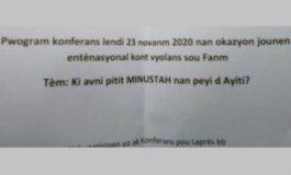 «Ki avni pitit MINUSTAH yo nan peyi a», se demande la PAPDA