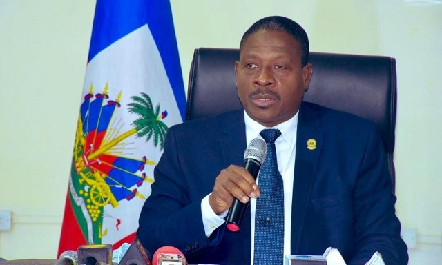 Le Ministre de la justice exige de la PNH la «tolérance zéro» à l'égard des bandits
