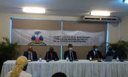 Nouvelle constitution : le CCI fait un travail «purement technique» précise Me Boniface Alexandre