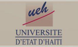 Université d'Etat d'Haïti : Les inscriptions sont ouvertes en ligne pour 11 des 19 entités