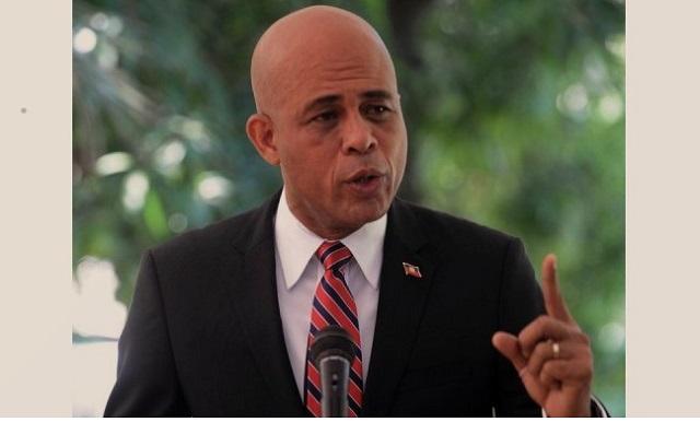 Michel Martelly, testé positif au Coronavirus, va s'isoler…