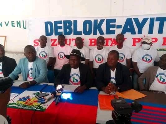 Les deux ennemis du bien-être de la Nation haïtienne selon Debloke-Ayiti