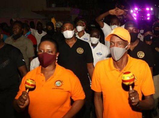 Le président Jovenel Moïse se réjouit de la réussite du carnaval