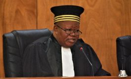 Le Président du Conseil Supérieur du Pouvoir Judiciaire, Me René Sylvestre, se démarque de ses pairs