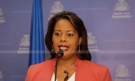 La Ministre des Droits humains, Jessy Menos condamne les menaces proférées contre Me Hédouville et interpelle sur l'esprit de la démocratie
