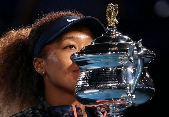 Naomi Osaka remporte sa 4e finale de Grand Chelem