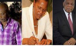 Mise à la retraite des juges Yvickel Dabrézil, Wendell Coq et Mécène Jean-Louis