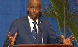 Jovenel Moise condamne «l'attaque violente» des militants de l'opposition contre l'Ex-Président Jocelerme Privert