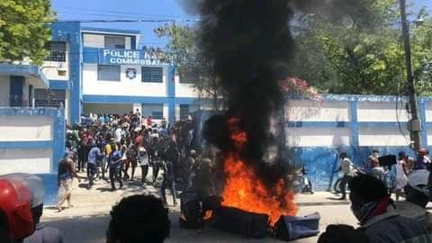 De force, Fantom 509 libère les 4 policiers arrêtés à Petit-Goâve