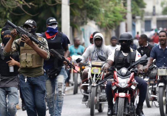 Urgent: Fortes tensions à Port-auPrince, Fantom 509 gagne les rues...
