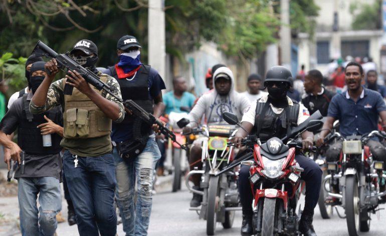 Urgent: Fortes tensions à Port-auPrince, Fantom 509 gagne les rues…