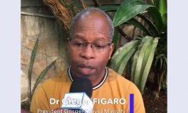 """En attente de la libération des Kidnappés de Diquini, Dr Greger Figaro appelle les ravisseurs à la """"conversion"""""""