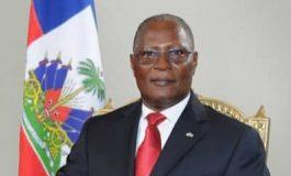 «Haïti revivra», le cri de rassemblement de l'ex-Président Jocelerme Privert