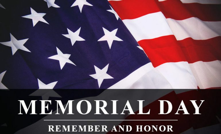 Les Etats-Unis célèbrent ce lundi 31 mai le « Memorial Day »