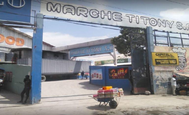 Insécurité : scène de pillage à Port-au-Prince…