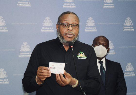 Covid-19 : Plus de 16 000 haïtiens ont déjà reçu leur première dose de vaccin
