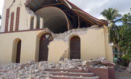 Le bilan du séisme grimpe