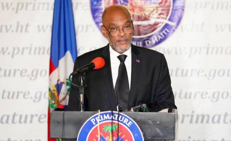 Témoin des revendications sur la nécessité d'adopter une nouvelle constitution, Ariel Henry reçoit le projet final du CCI