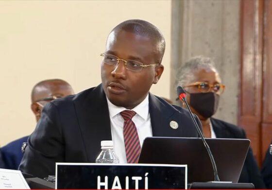 Claude Joseph au Sommet des chefs d'État et de Gouvernement de la CELAC