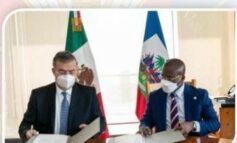 Accord de collaboration académique signé entre Haïti et le Mexique