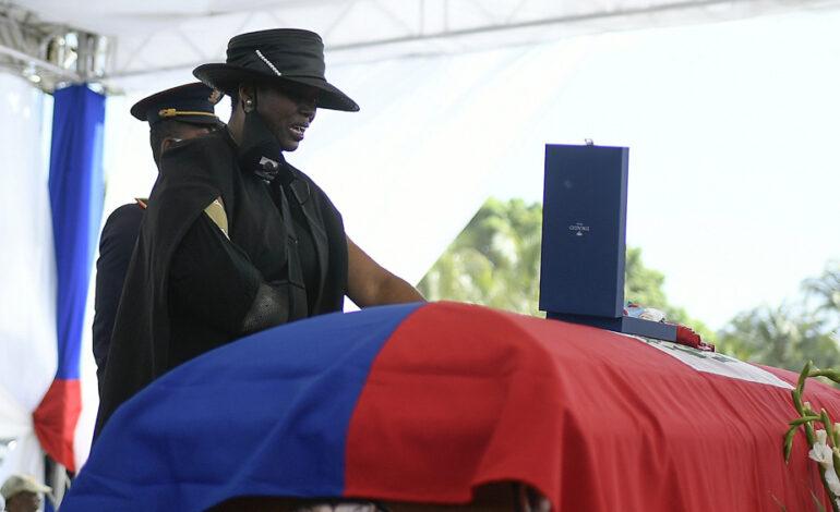 ‹‹ Le peuple haïtien a perdu son leader ››