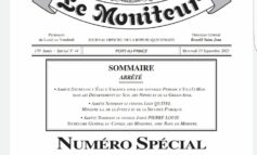 Josué Pierre-Louis succède à Rénald Lubérice et Liszt Quitel nommé ministre a.i de la Justice