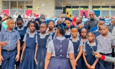 Ouverture officielle de l'année scolaire 2021-2022 par le Premier ministre Ariel Henry
