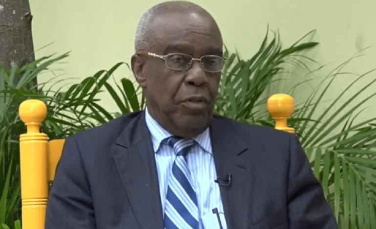 Rony Gilot ou l'écrivain de l'histoire contemporaine d'Haïti